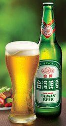2、 台湾ビール(金牌・瓶)1箱(24本入り)6,500円