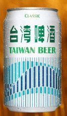 3、台湾ビール(通常・缶)1箱(24本入り)6,000円