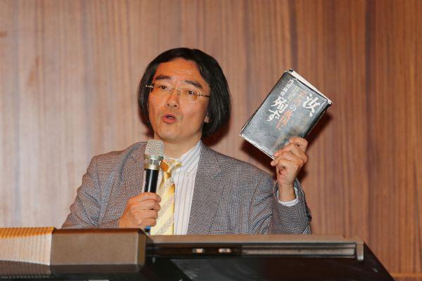 門田隆将氏が2・28事件犠牲者の湯徳章をめぐって台北と台南で講演会